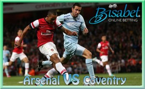 Arsenal vs Coventry