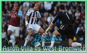 Aston Villa vs West Bromwich