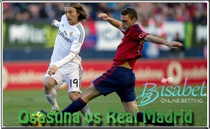 Osasuna vs Real Madrid