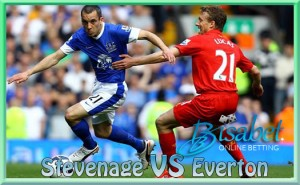 Stevenage vs Everton