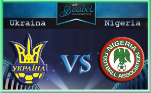Ukraina vs Nigeria