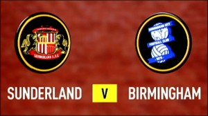 Birmingham City Vs Sunderland 3