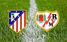 Rayo Vallecano vs Atletico Madrid 2