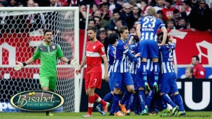 Hertha BSC vs Stoccarda