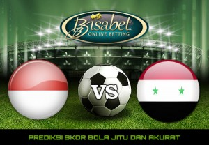 Indonesia Vs Suriahbisa