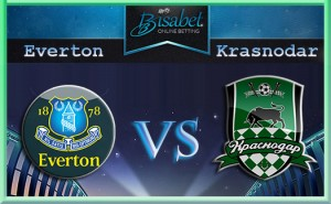 Everton vs Krasnodar