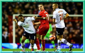 Bolton Wanderers vs Liverpool
