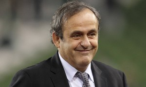 Soccer - Michel Platini File Photo